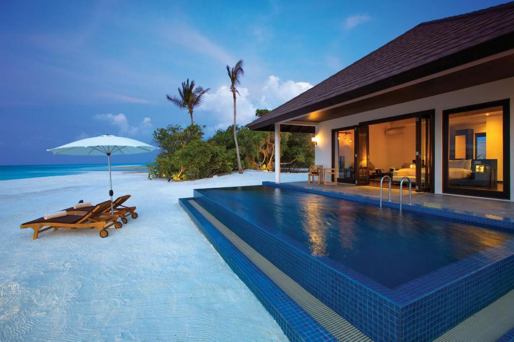 Hotel with private pool - Atmosphere Kanifushi - Premium All Inclusive