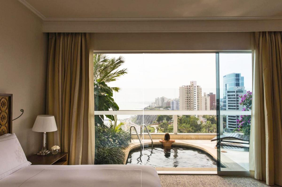 Hotel with private pool - Miraflores Park, A Belmond Hotel, Lima