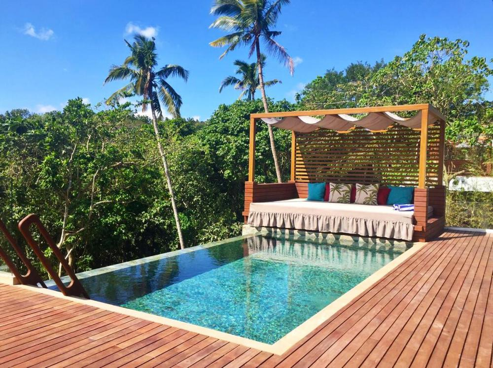 Hotel with private pool - The Farm at San Benito