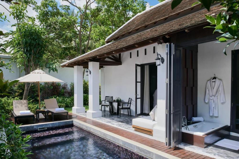 Hotel with private pool - Sofitel Luang Prabang