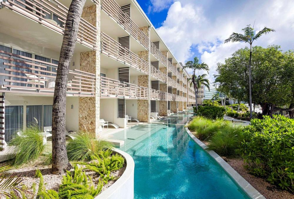 Hotel with private pool - Sonesta Ocean Point Resort- All Inclusive - Adults Only