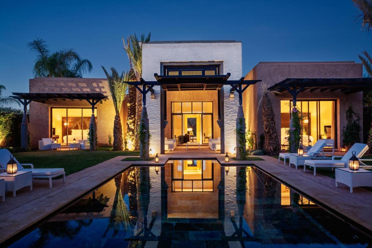 Hotel with private pool - Fairmont Royal Palm Marrakech