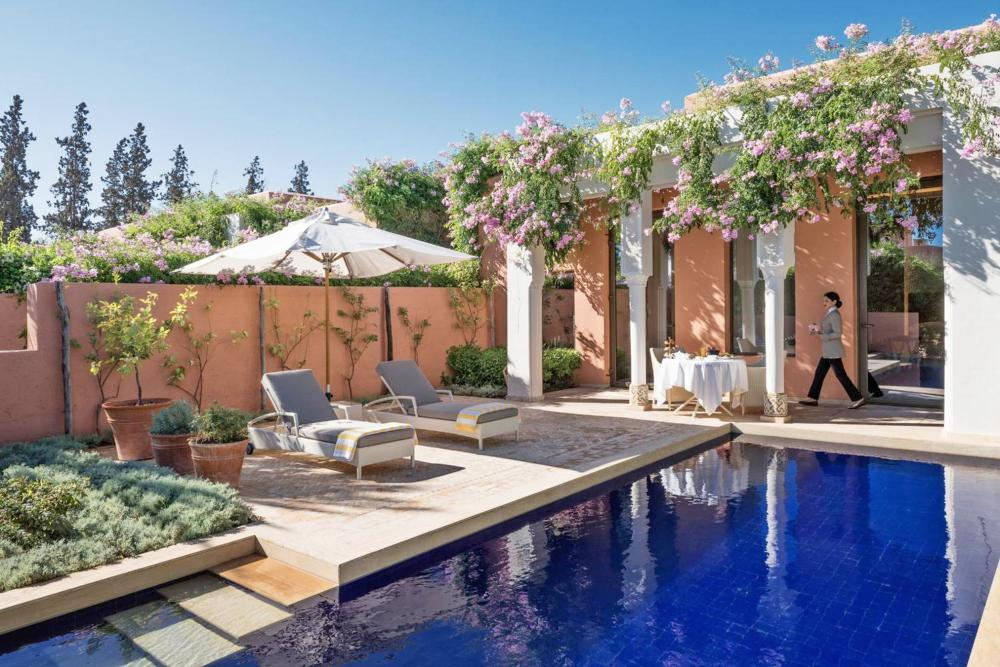 Hotel with private pool - The Oberoi Marrakech