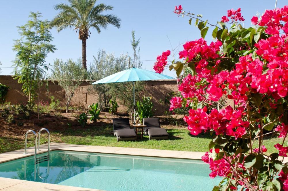 Hotel with private pool - Tigmiza Boutique Hotel & Spa