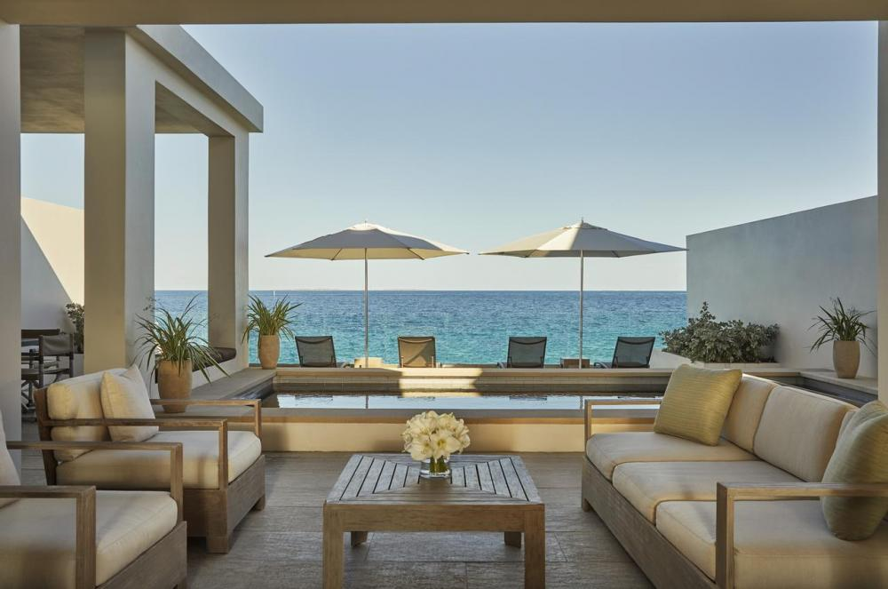 Hotel with private pool - Four Seasons Resort and Residences Anguilla