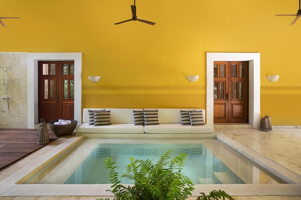 Hotel with private pool - Hacienda Xcanatun by Angsana