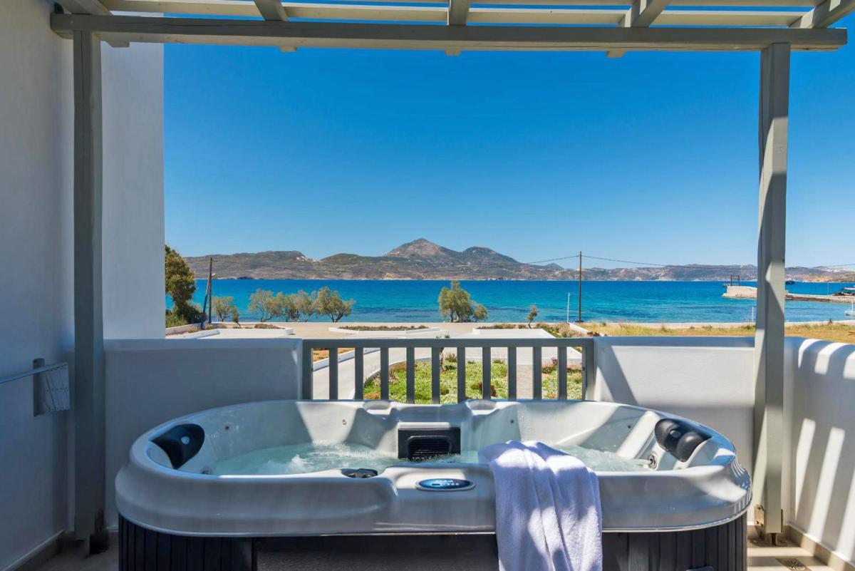 Hotel with private pool - Olea Bay Hotel