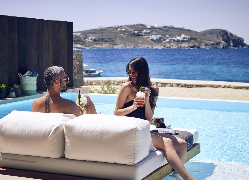Hotel with private pool - Bill & Coo Suites and Lounge -The Leading Hotels of the World