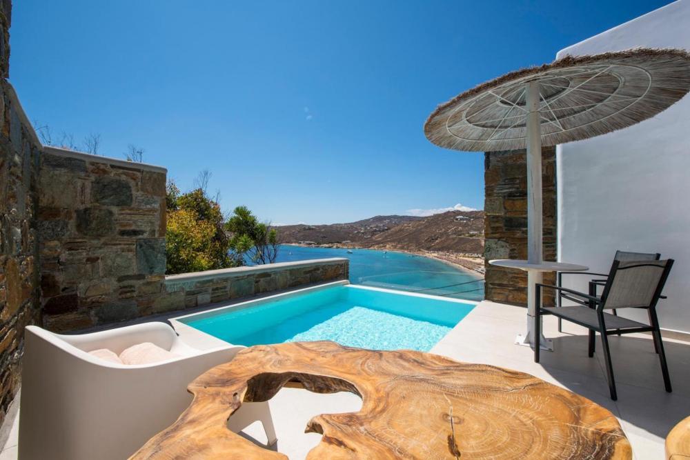 Hotel with private pool - Greco Philia Hotel Boutique Mykonos