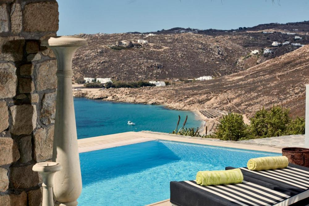 Hotel with private pool - Myconian Villa Collection - Preferred Hotels & Resorts