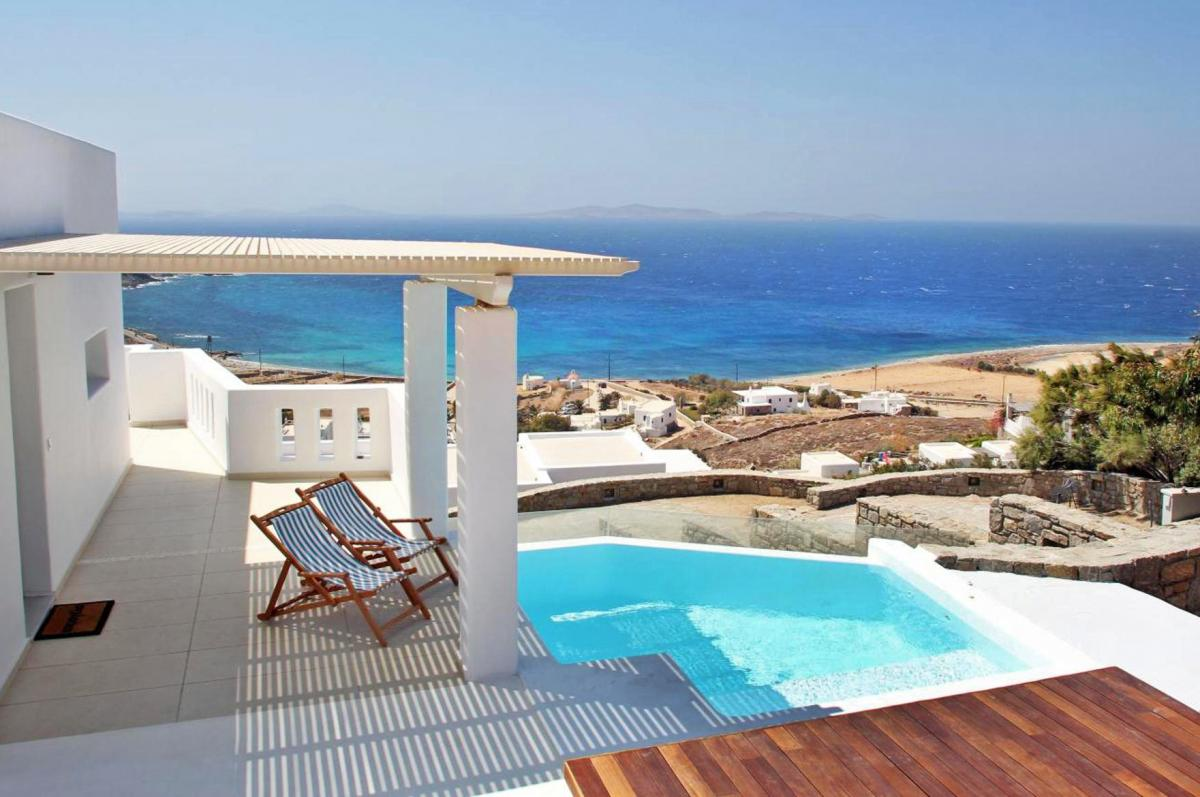 Hotel with private pool - San Marco Hotel and Villas