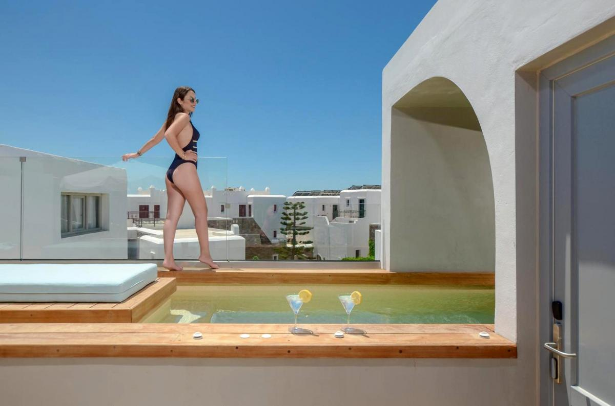 Hotel with private pool - Argo Boutique Hotel