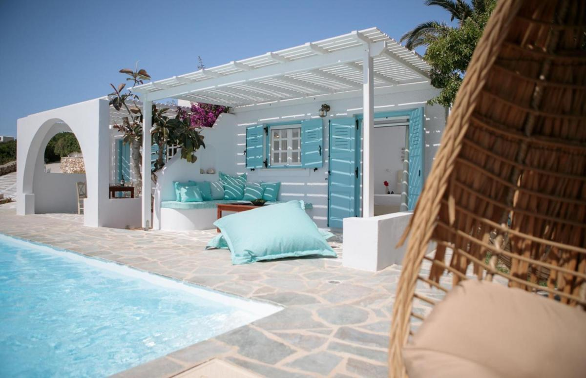 Hotel with private pool - Phoenicia Naxos