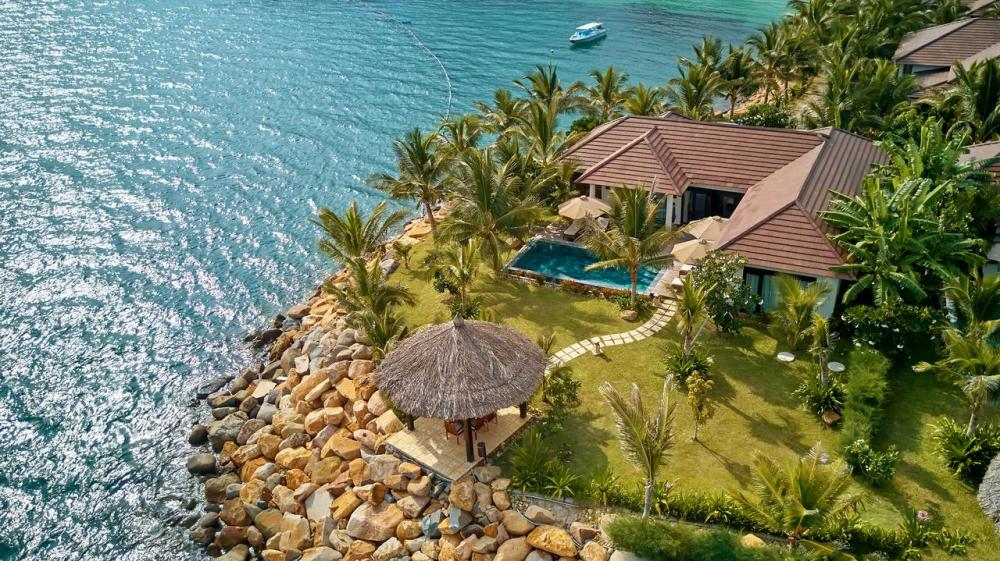 Hotel with private pool - Amiana Resort and Villas Nha Trang