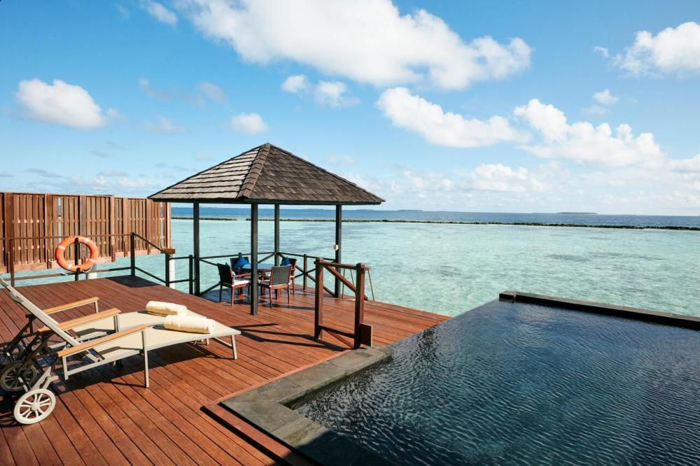 Hotel with private pool - Sun Siyam Iru Fushi