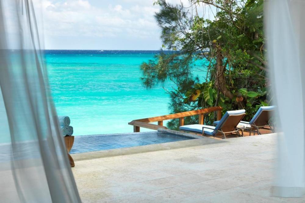 Hotel with private pool - Jamaica Inn