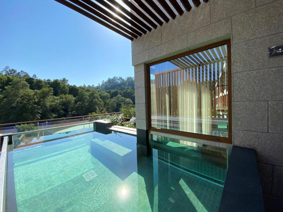 Hotel with private pool - Hotel Rural Vale Do Rio