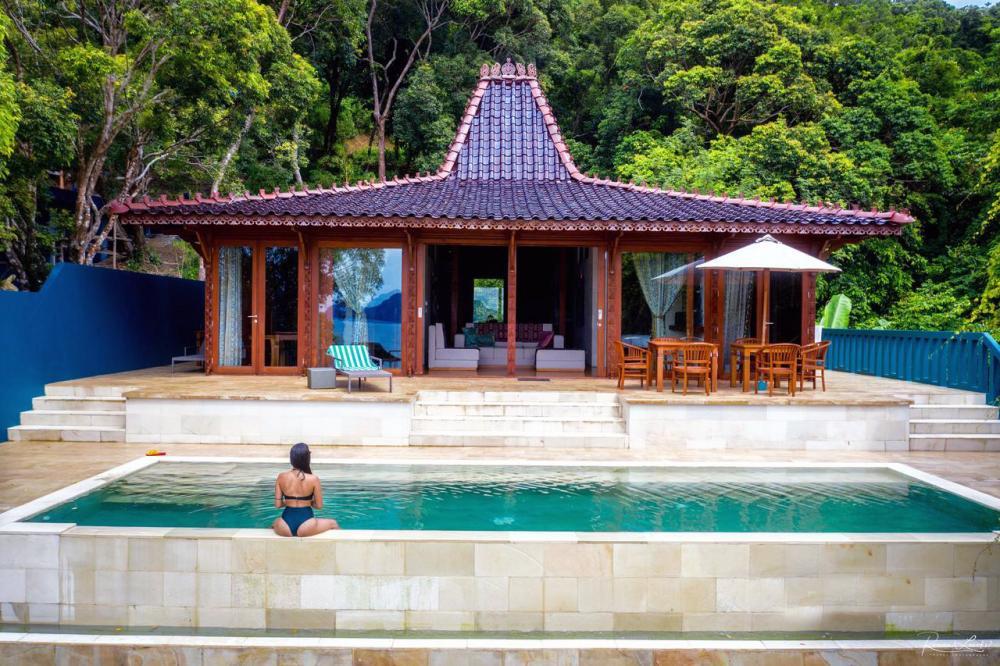 Hotel with private pool - Karuna El Nido Villas