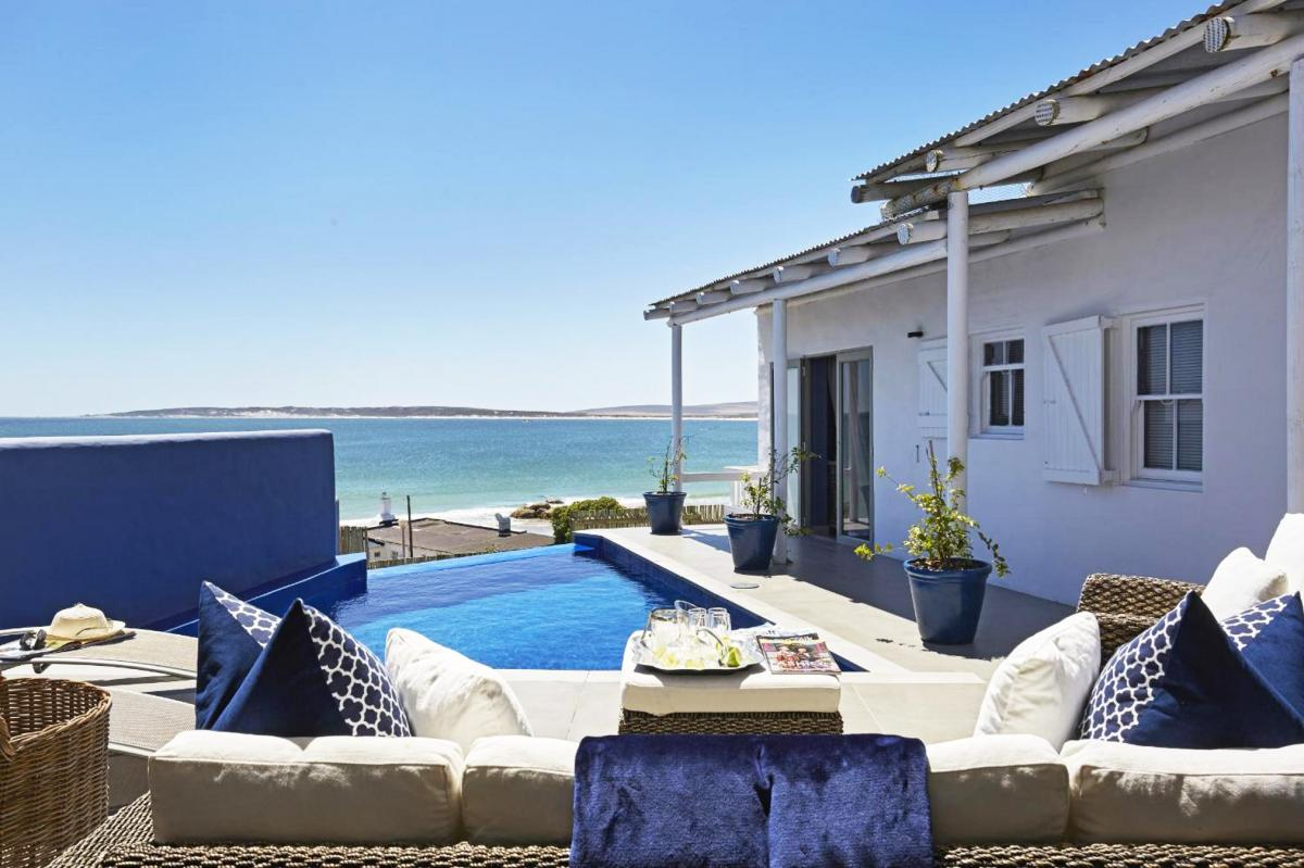 Hotel with private pool - Abalone Hotel & Villa's