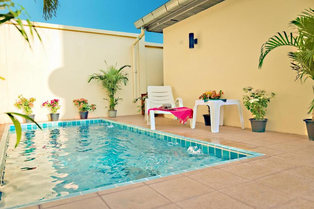 Hotel with private pool - Butterfly Garden Boutique Residence by Frasier