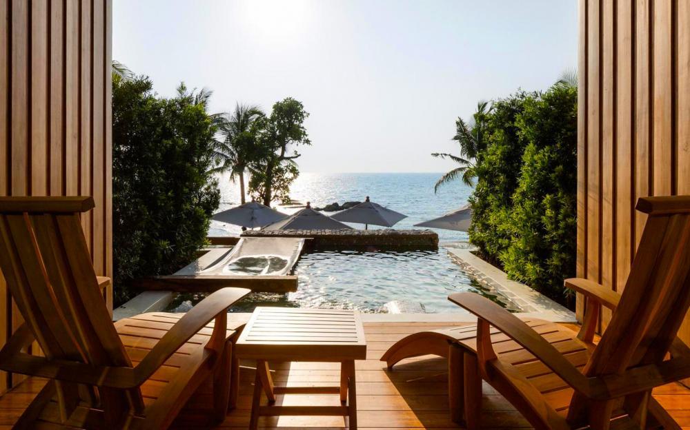 Hotel with private pool - Cape Dara Resort