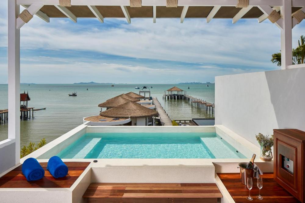 Hotel with private pool - Kept Bangsaray Hotel Pattaya