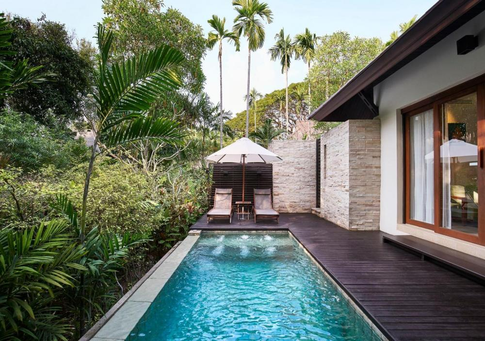 Hotel with private pool - Sea Sand Sun Resort and Villas