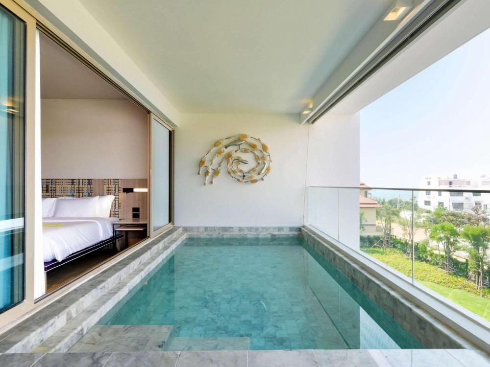 Hotel with private pool - Veranda Resort Pattaya - MGallery by Sofitel