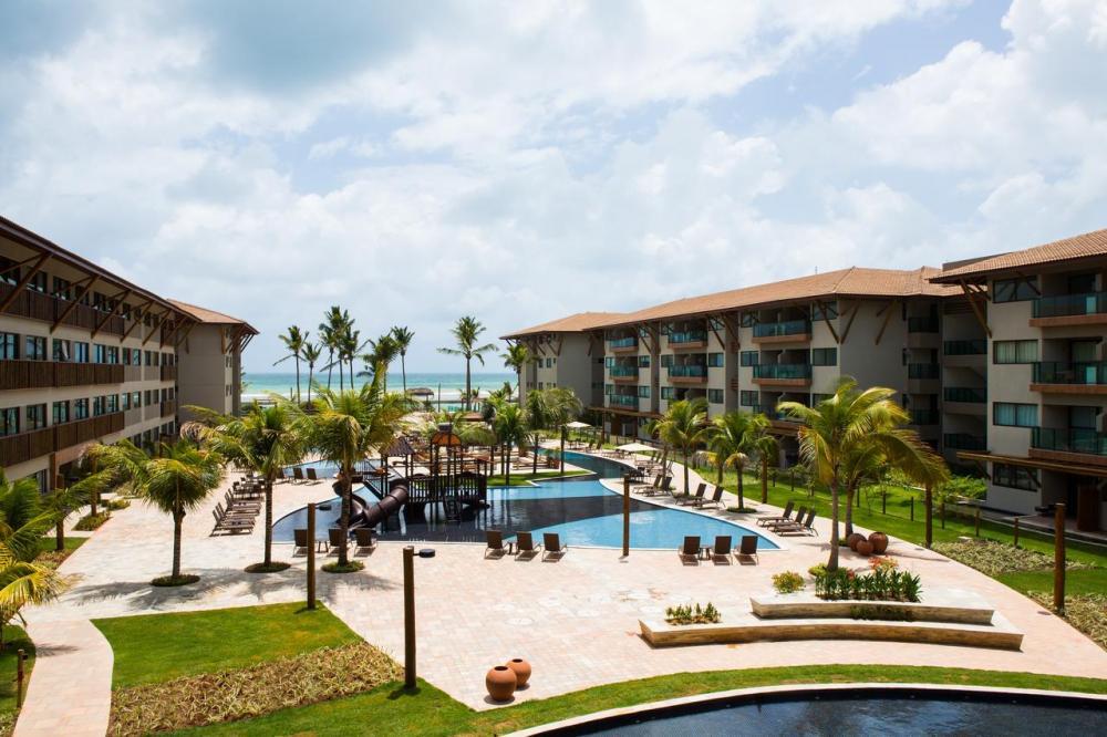 Hotel with private pool - Samoa Beach Resort