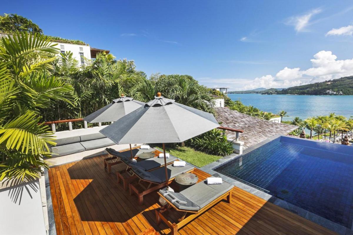 Hotel with private pool - Andara Resort Villas