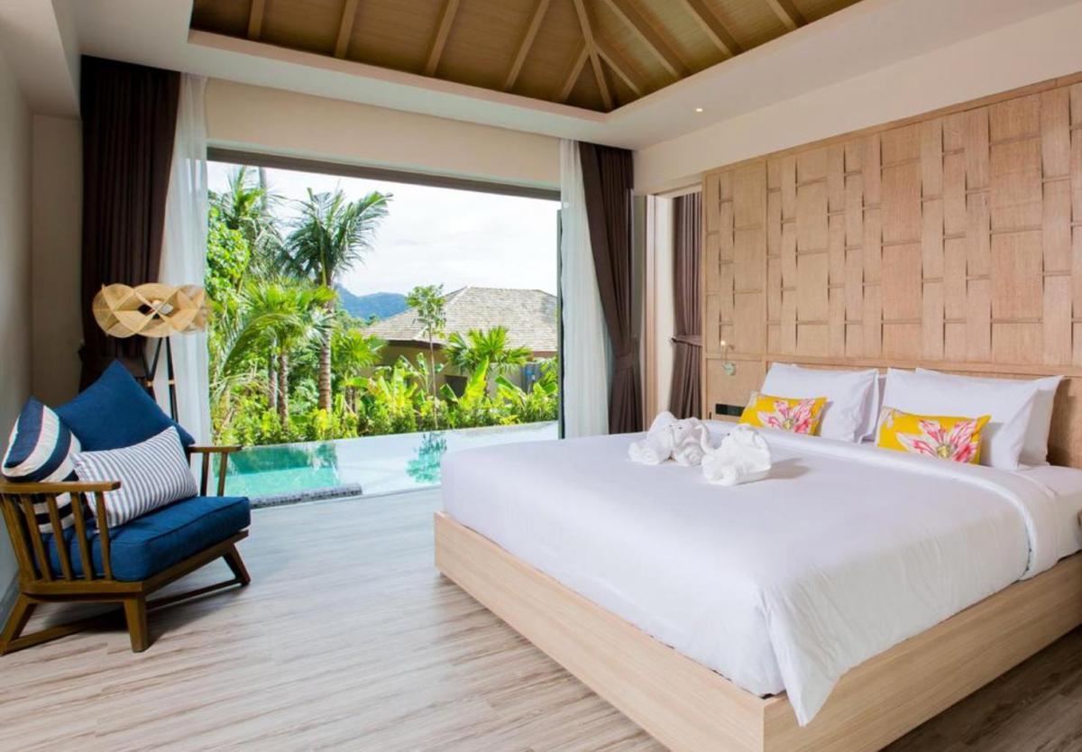Hotel with private pool - Mandarava Resort and Spa, Karon Beach