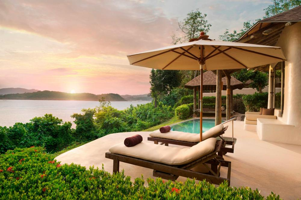 Hotel with private pool - The Naka Island, A Luxury Collection Resort & Spa, Phuket