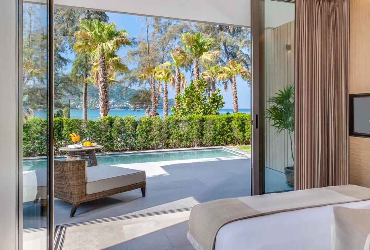 Hotel with private pool - Twinpalms MontAzure