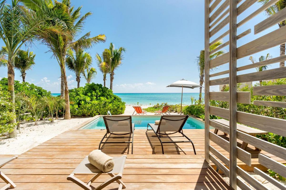 Hotel with private pool - Andaz Mayakoba All Inclusive Package