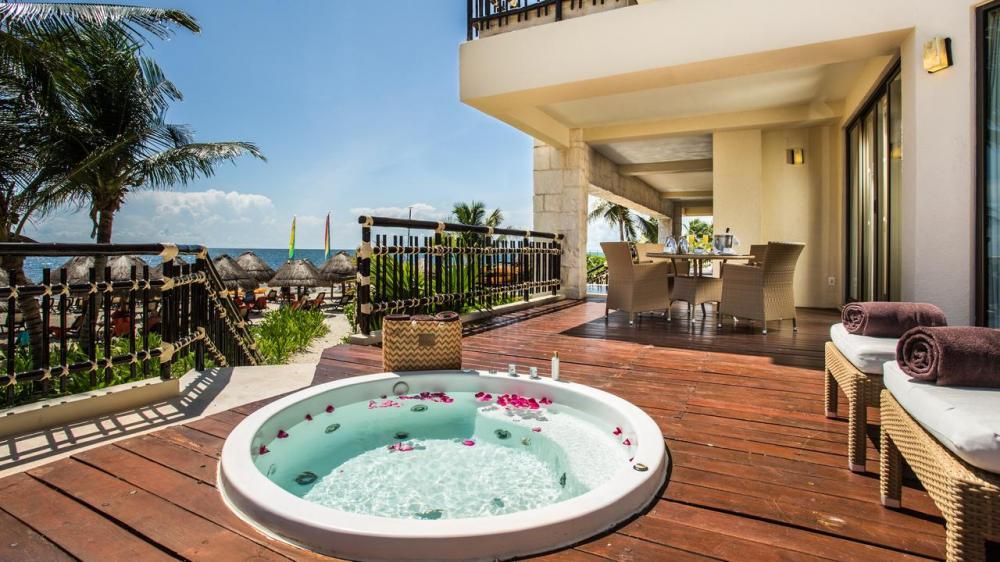 Hotel with private pool - Dreams Riviera Cancun Resort & Spa - All Inclusive
