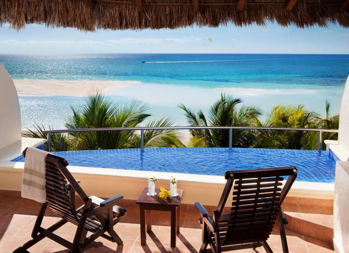 Hotel with private pool - El Dorado Maroma, Gourmet All Inclusive by Karisma