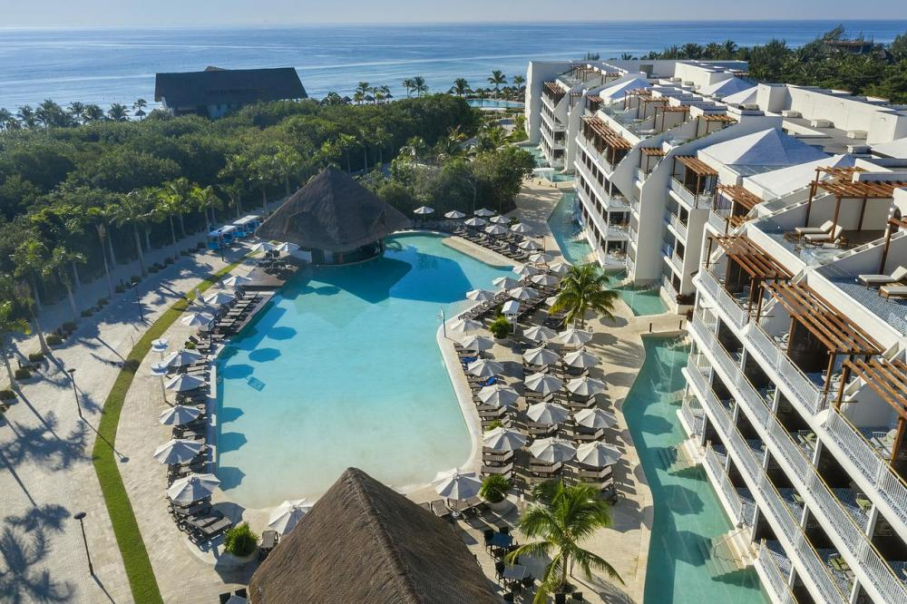Hotel with private pool - Ocean Riviera Paradise All Inclusive
