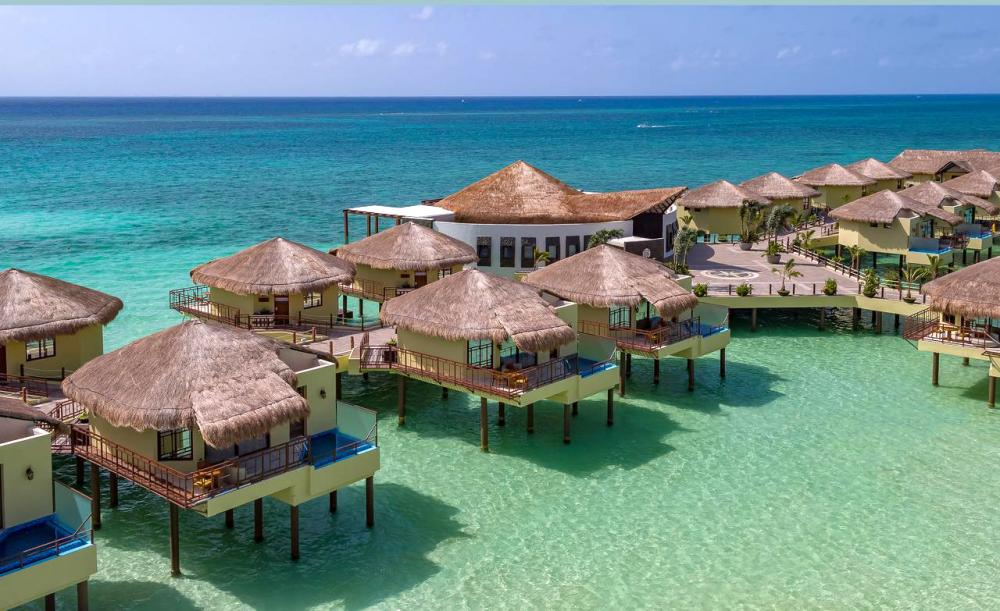 Hotel with private pool - Palafitos Overwater Bungalows at El Dorado Maroma, Gourmet All Inclusive by Karisma - Adults Only