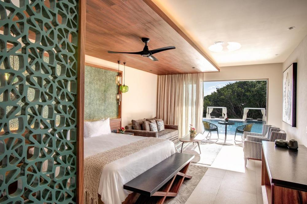 Hotel with private pool - Palmaïa - The House of AïA Wellness Enclave All Inclusive