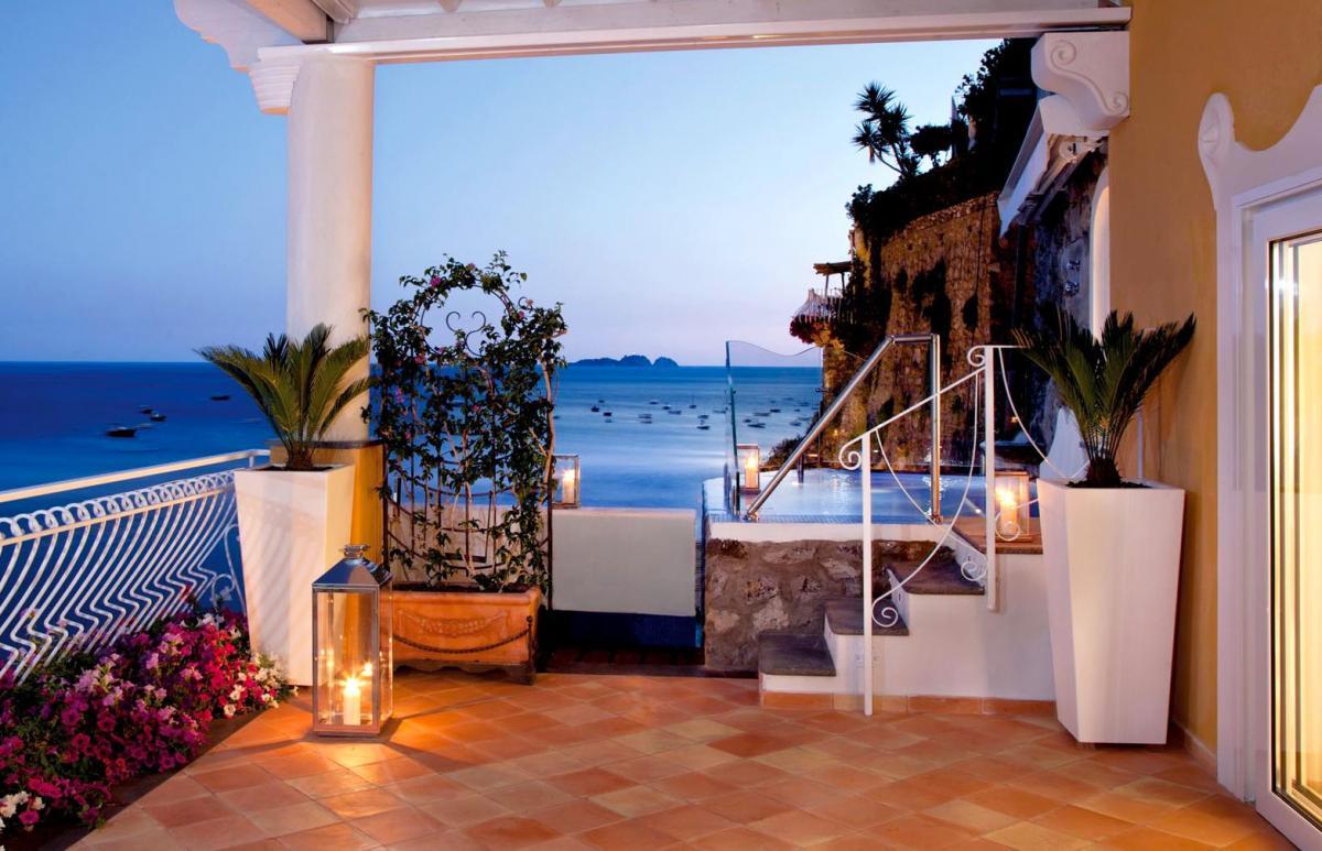 Hotel with private pool - Covo Dei Saraceni