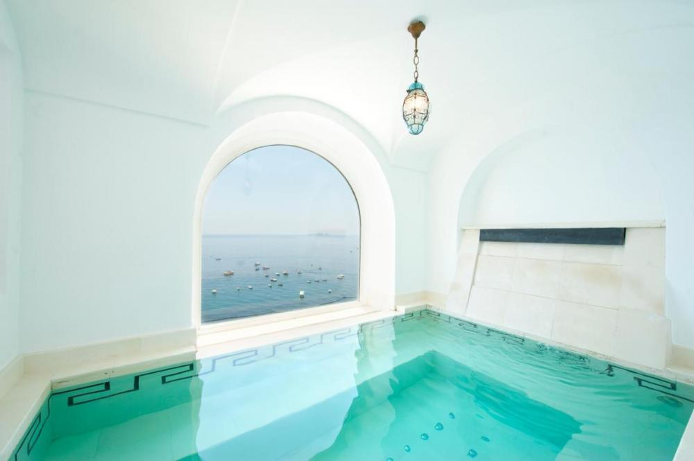 Hotel with private pool - Hotel Marincanto