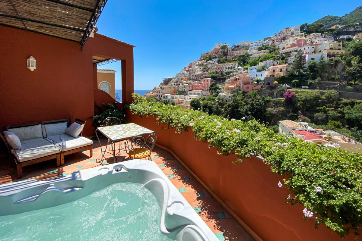 Hotel with private pool - Hotel Savoia