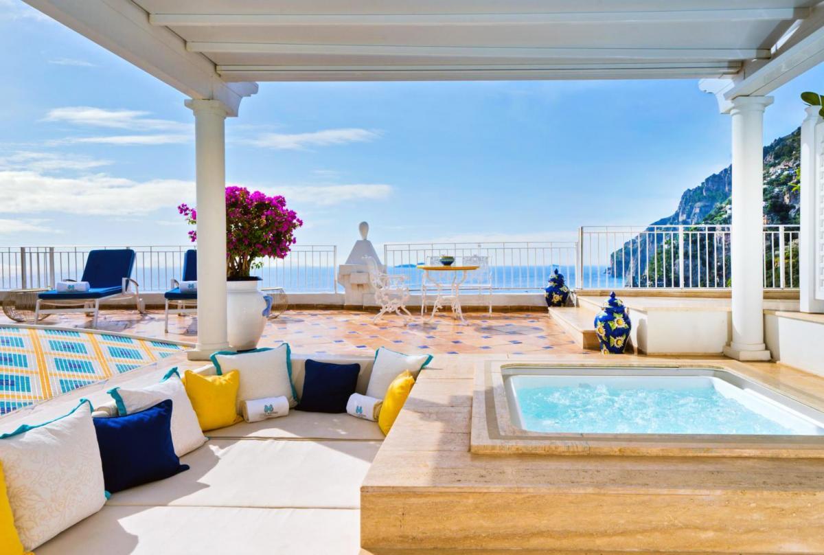 Hotel with private pool - Villa Boheme Exclusive Luxury Suites