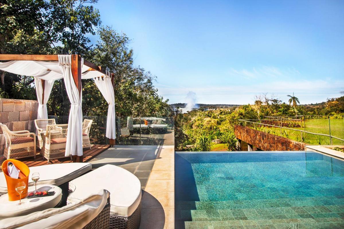 Hotel with private pool - Gran Meliá Iguazú