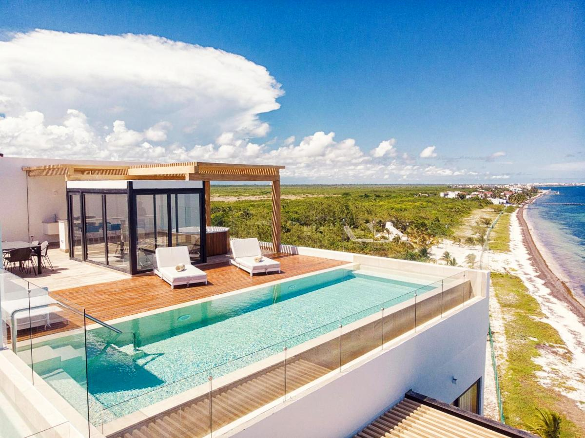 Hotel with private pool - The Fives Oceanfront