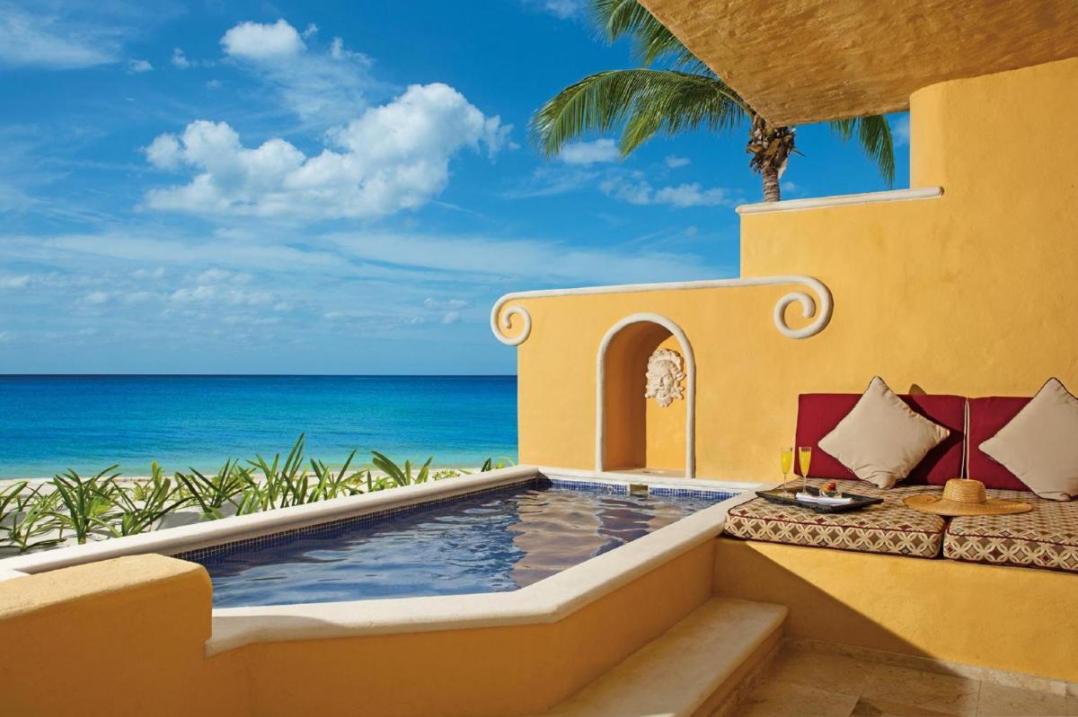 Hotel with private pool - Zoetry Paraiso de la Bonita - Endless Privileges