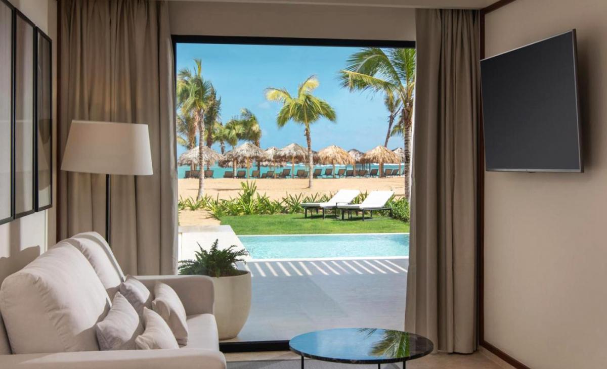 Hotel with private pool - Live Aqua Beach Resort Punta Cana