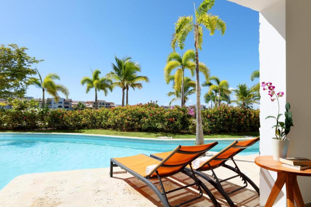 Hotel with private pool - TRS Cap Cana Hotel - Adults Only