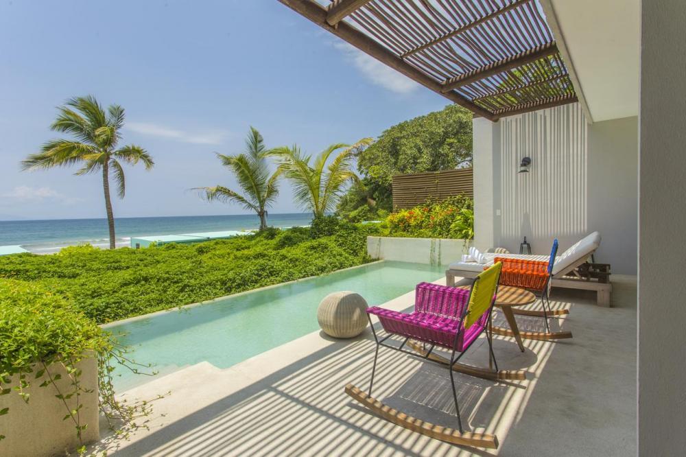 Hotel with private pool - W Punta de Mita