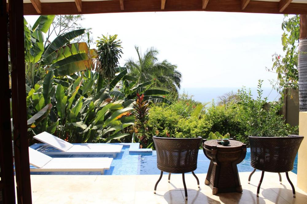 Hotel with private pool - Casa Chameleon Hotel Mal Pais - Adults Only